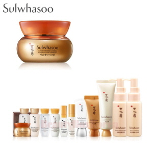 SULWHASOO Concentrated Ginseng Renewing Eye Cream Set 14items